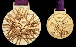 Guldmedalj för de olympiska spelen i London 2012