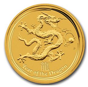 Guldmynt i Kina