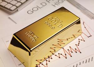 Guldtacka - Fine Gold 999.9 på 1000 gram