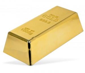 Guldtacka - Fine gold 999.9