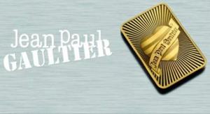 Guldtacka designad av Jean Paul Gaultier