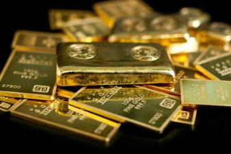 Ryssland köper en halv miljon troy ounce guld