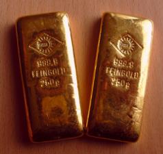 Inflationsskydd, ETF-fonder med guld växer i Japan