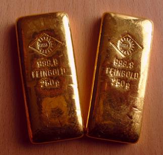 Guld-tackor i ETF-fonder