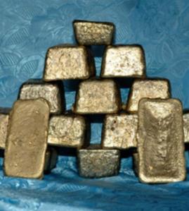 Guldtackor - Investeringsguld
