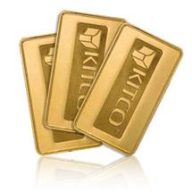 Guldtackor från Kitco för investering