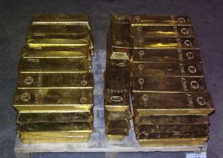 Sanningen bakom Rysslands köp och försäljning av guld