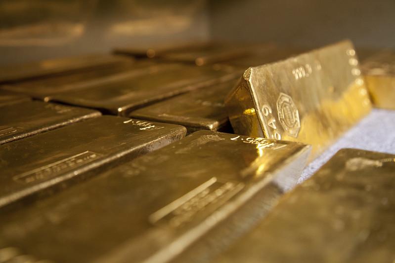 Guldtackor hos Polens riksbank