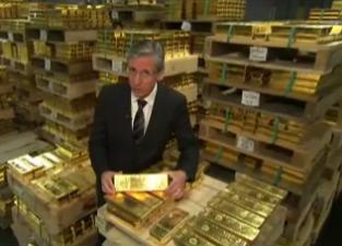 Världens största privata guldreserv