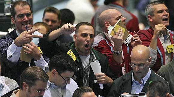 Handel i olja på marknaden - Spot och termin