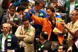 Handel på råvarubörsen NYMEX