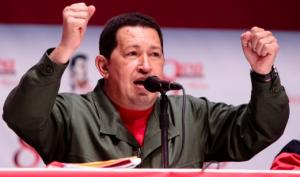 Hugo Chavez förstatligar Venezuelas guldindustri