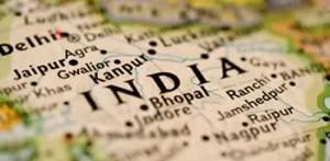 Indien, ett land som minskar sin export av järnmalm