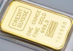 Ingen falsk guldtacka
