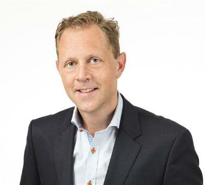 Johan Sigvardsson, elprisanalytiker på Bixia