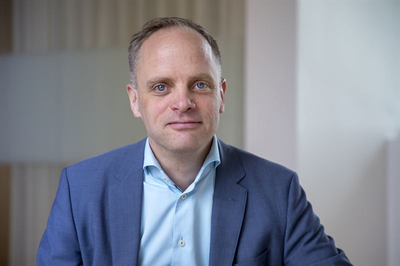 Jonas Stenbeck på Vattenfall