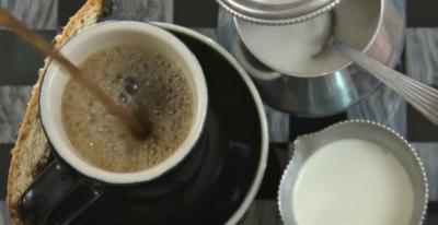 Starbucks slutar köpa kaffe