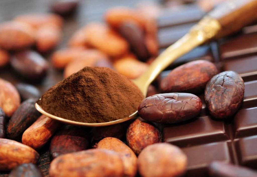 En sked kakao