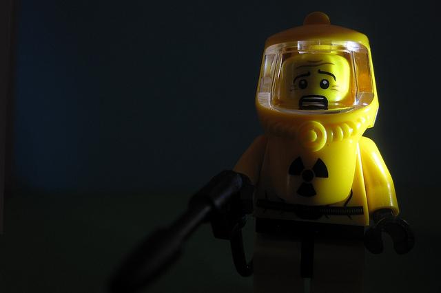 Kärnkraft i lego
