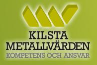 Kilsta Metallvärden återvinner och förädlar metallskrot