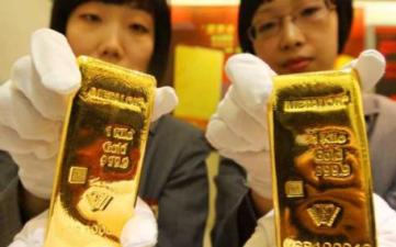 Kinas efterfrågan dränerar guldmarknaden