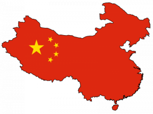 Kina har mycket guld