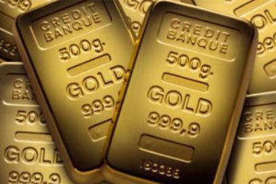 Kina köper allt mer guld - 999.9 Guldtacka