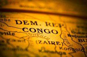 Kongo - Zaire - Politiska risker med guldproduktion