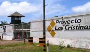 Guldgruvan Las Cristinas förstatligad