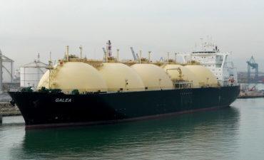 Kina blir världens näst största importör av LNG