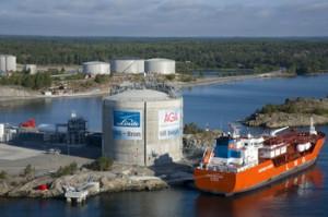 LNG-terminal i Nynäshamn