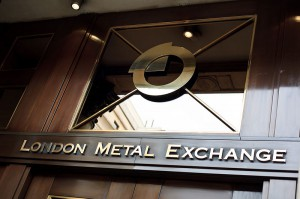 London Metal Exchange - Råvarubörs för basmetaller