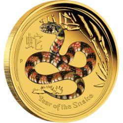 Lunar-mynt från Perth Mint