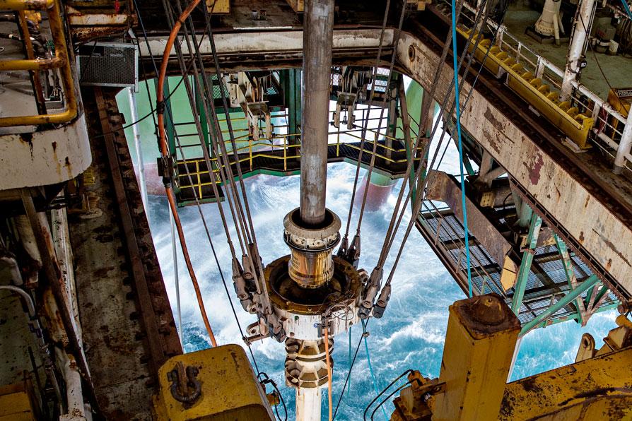 Lundin Petroleum prospekterar efter olja och naturgas