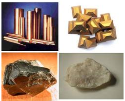 Metals and minerals