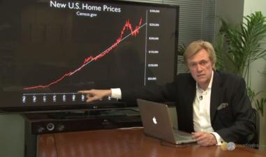 Guld och silver vs Fastigheter och aktier