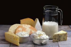 Mjölk och mejeriprodukter