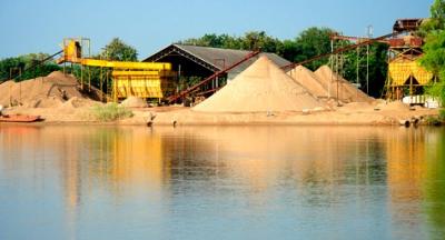 Delta Minerals muddrar fram råvarorna