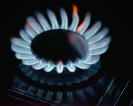 Naturgaspris