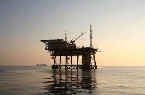 Produktion av naturgas till havs