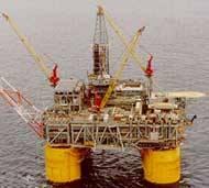 Prospektering av naturgas till havs