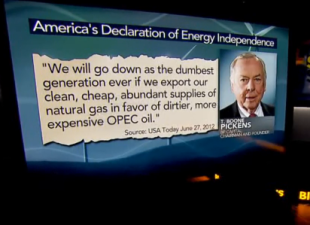 USA behöver inte OPEC-olja