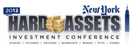 New York Hard Assets Investment Conference