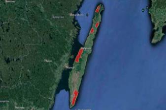 Olja på Gotland och metangas i Östergötland
