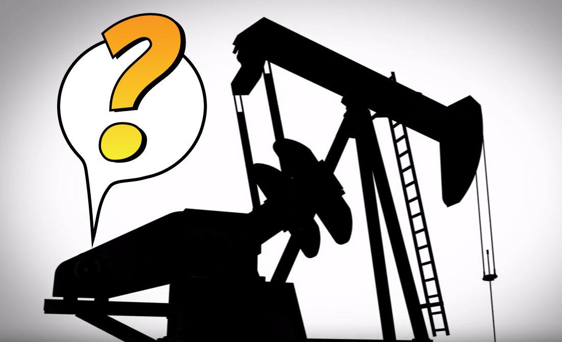 Oljepriset ett frågetecken