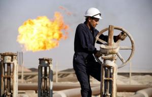 Olja i Irak pumpas upp