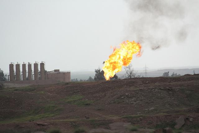 Olja i Kirkuk