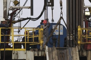 Olja produceras - Spread