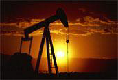 Olja pumpas upp - WTI och Brent