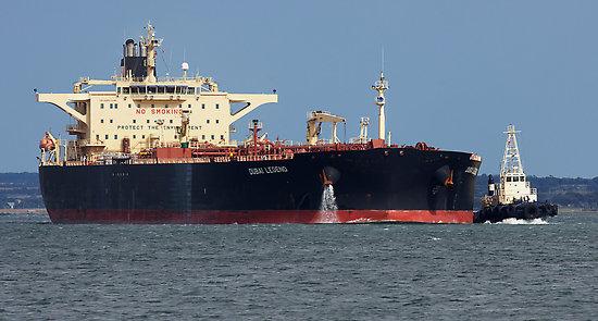 Transport av olja över världen